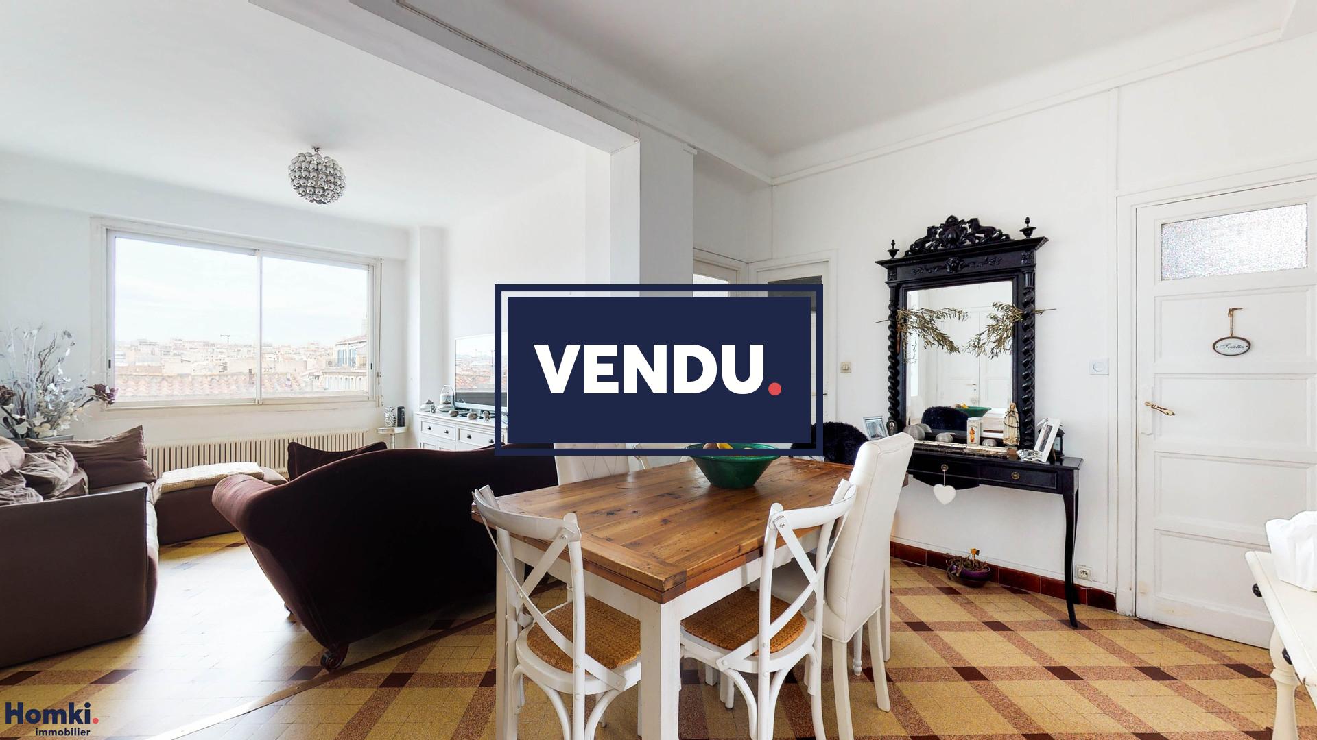 Vente Appartement 76 m² T3 13007_1