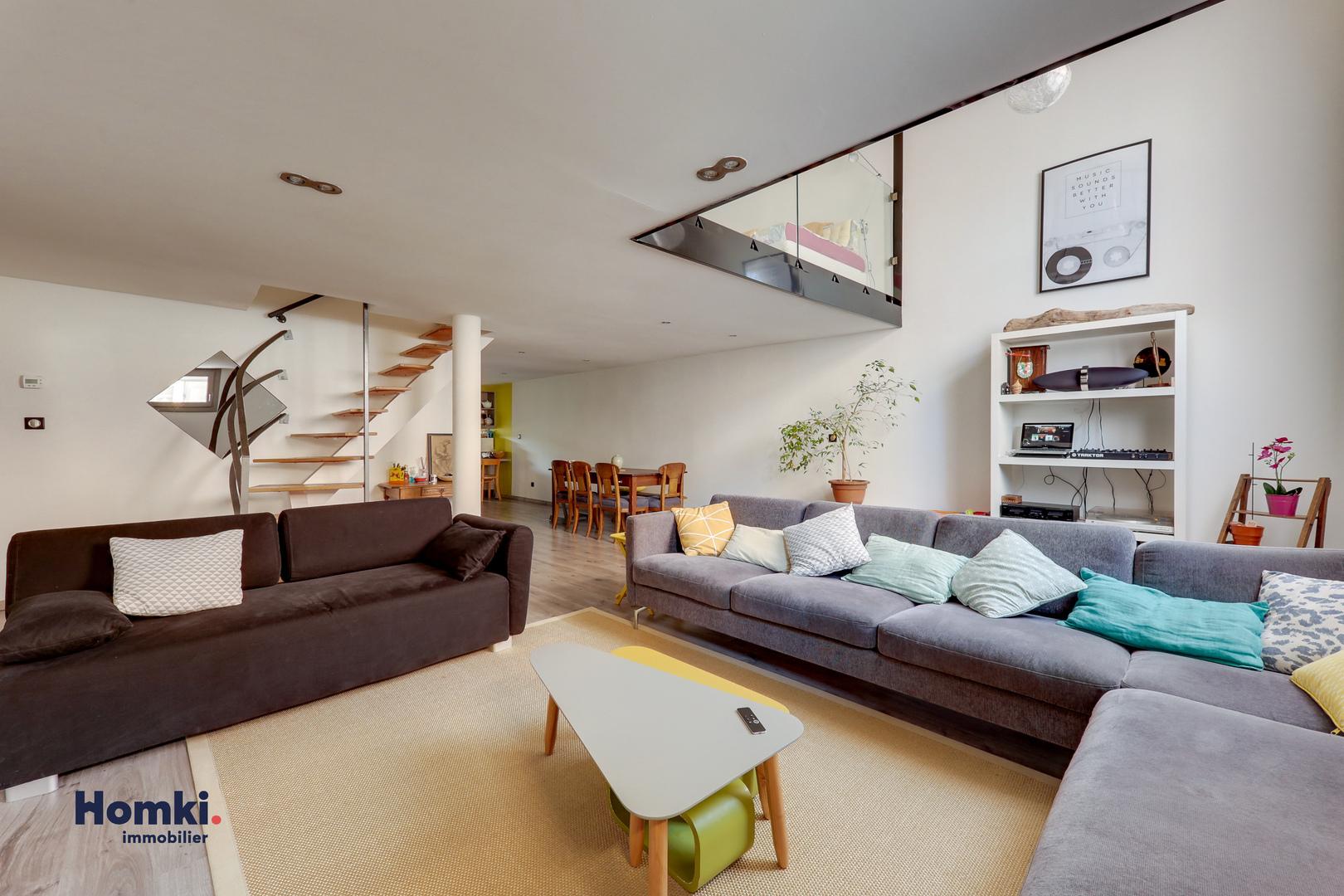 Vente appartement 115m² T3 69100_3