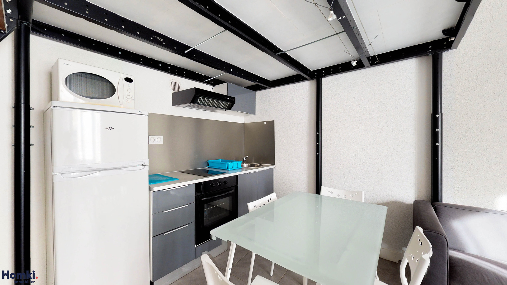 Vente Appartement 28 m² T1 13710_3