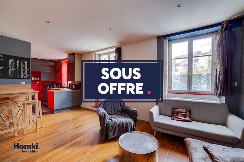 Vente Appartement Lyon 69008 T2_1