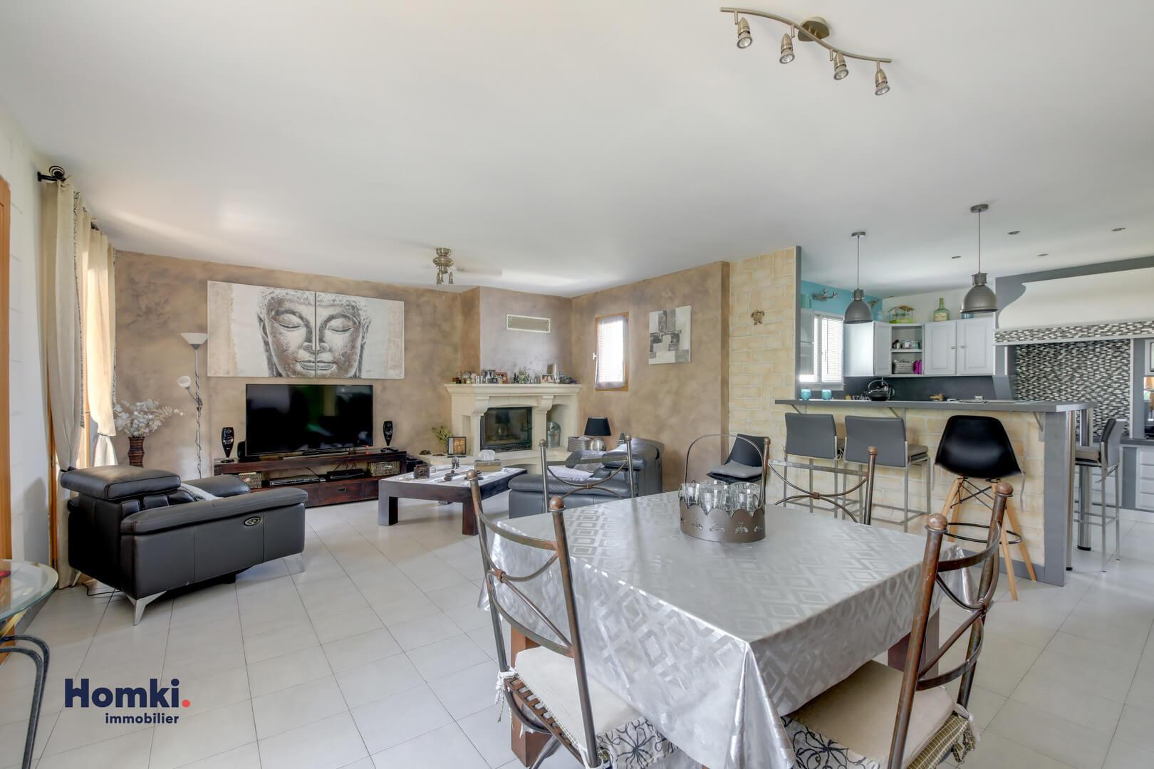Vente maison villa Marseille Olives 13014 T6_3