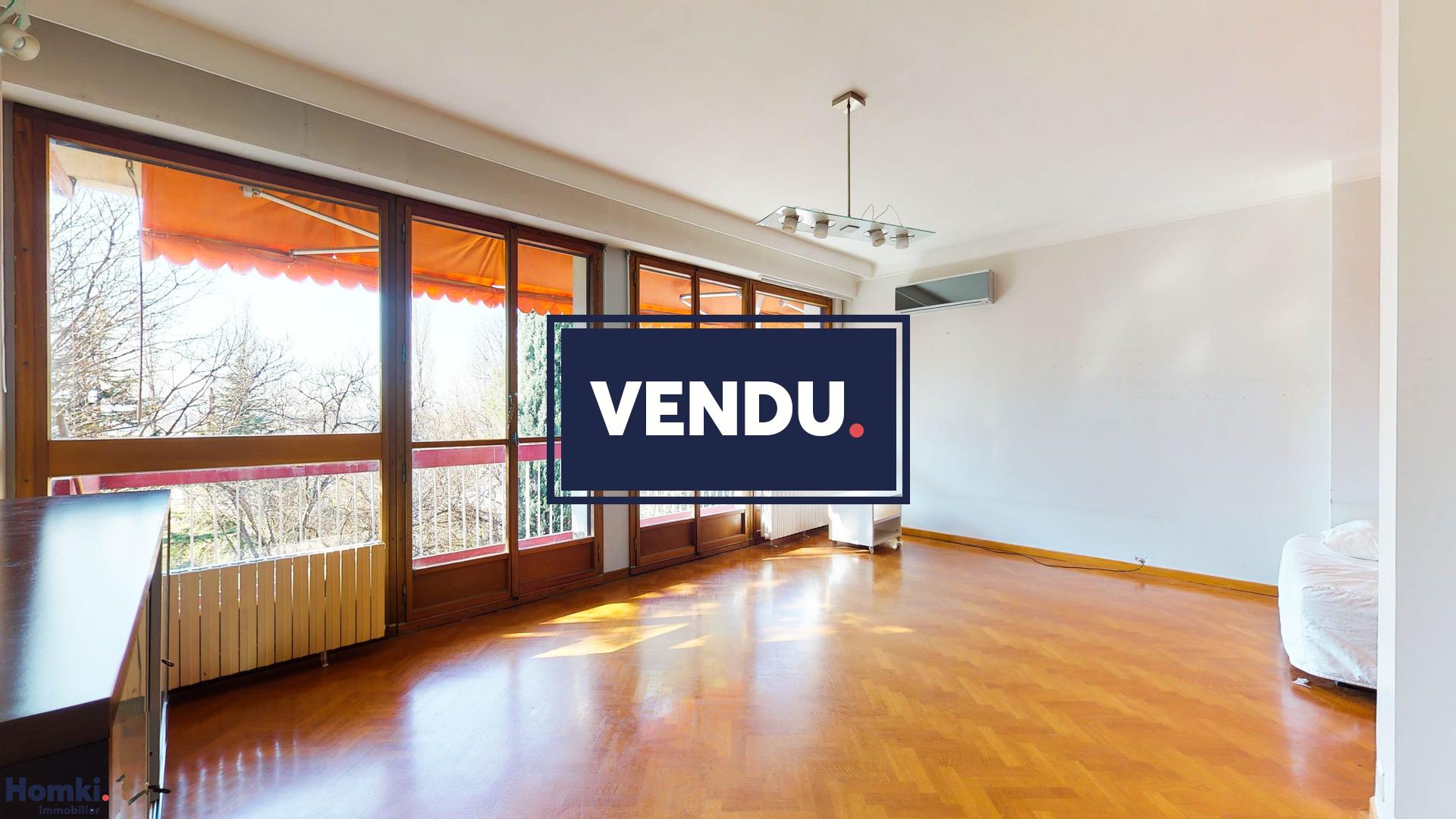 Vente Appartement 97 m² T4 13012_1