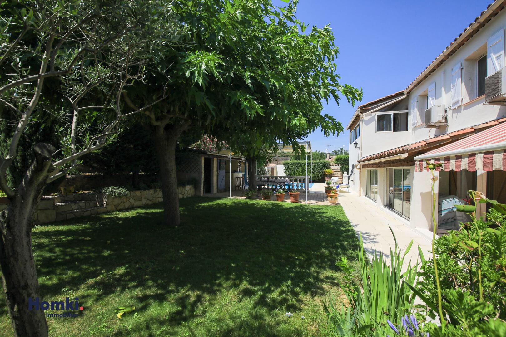Vente maison villa Marseille Olives 13014 T6_13