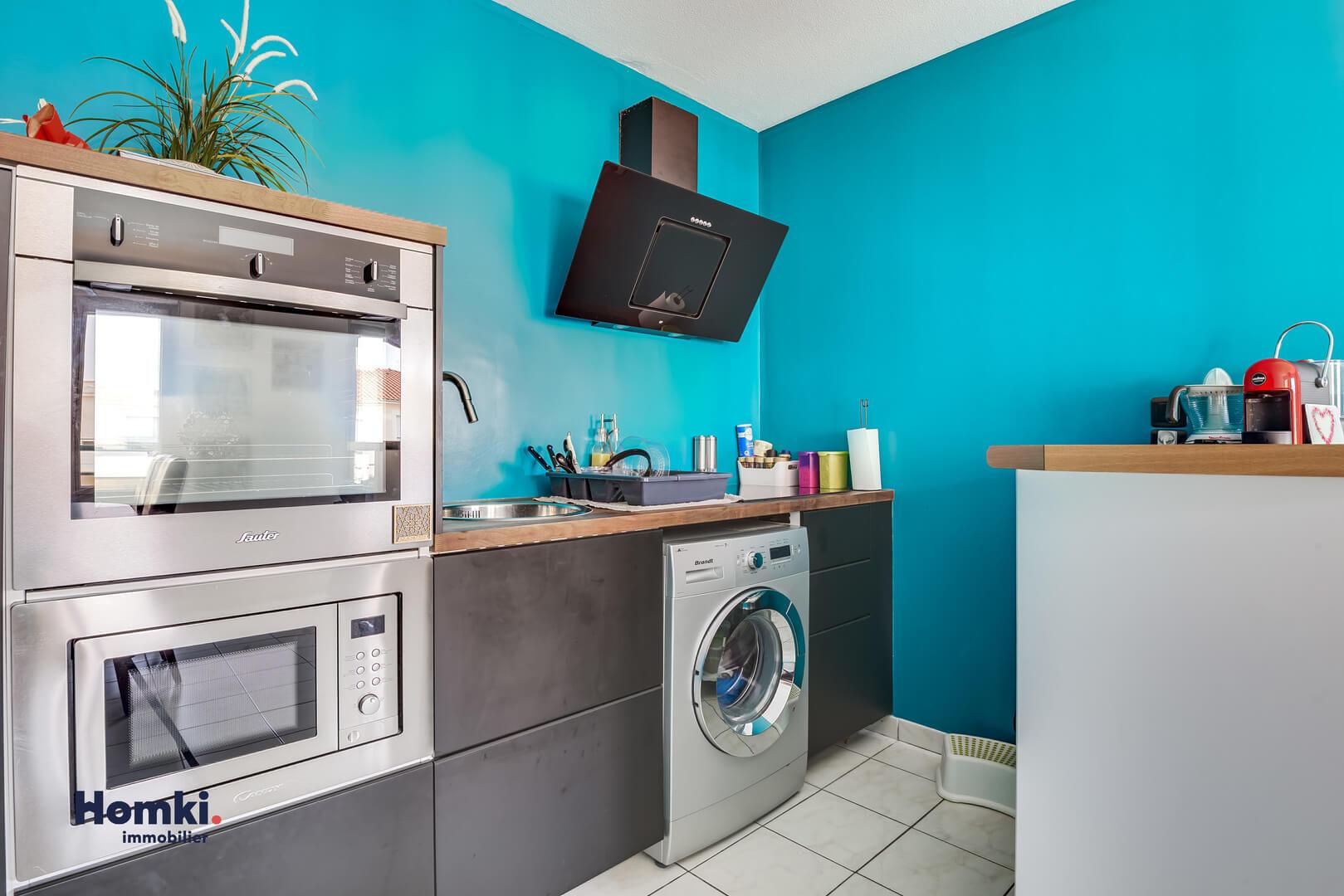 Vente Appartement 57m² T3 69008_6