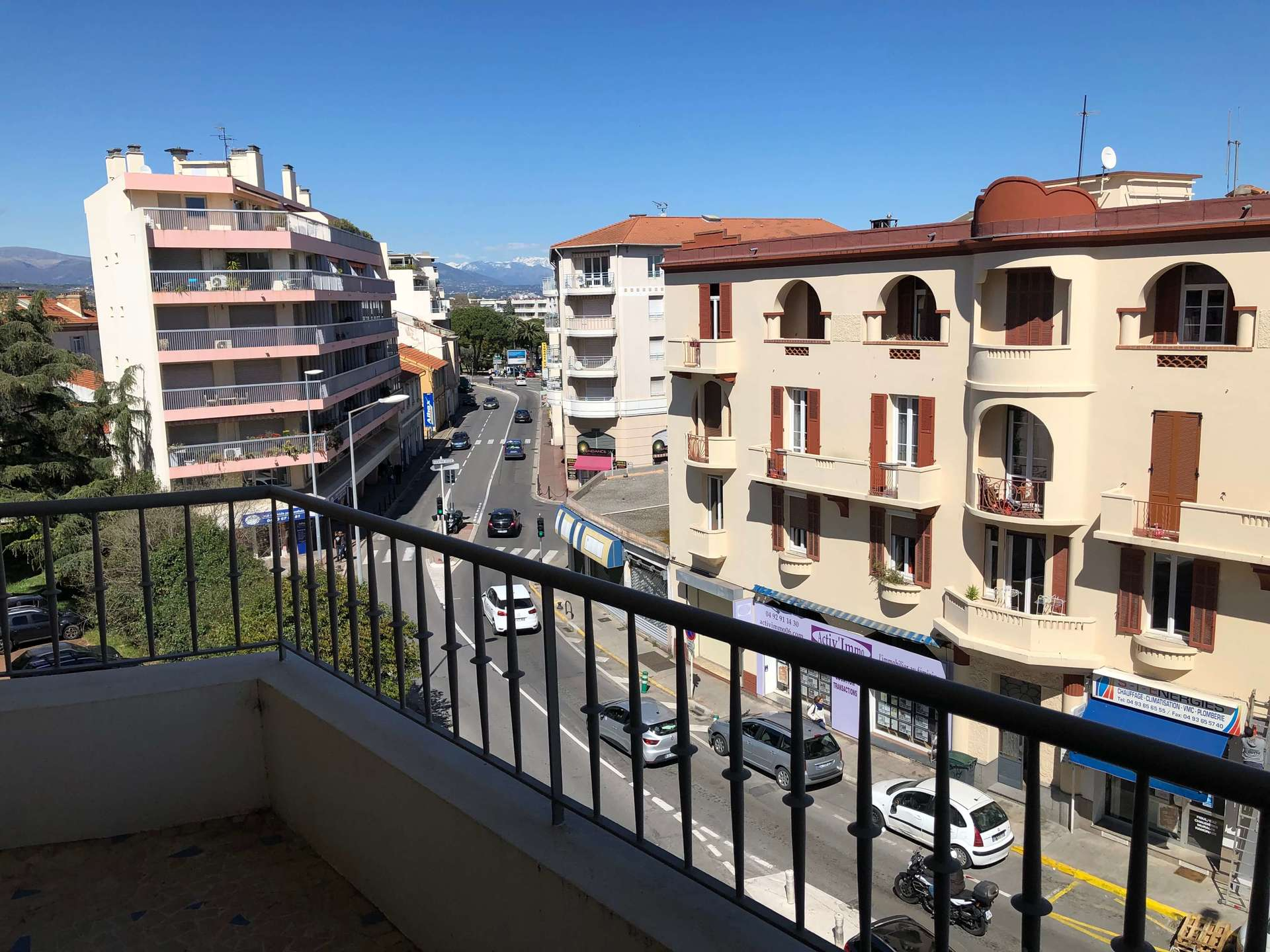 Vente Appartement 90m² T3 ANTIBES 06600_1