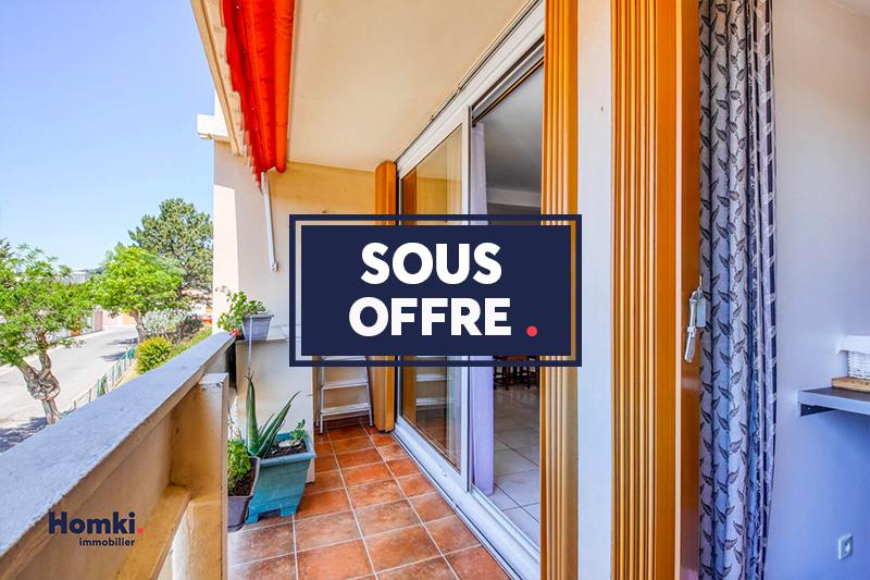 Vente Appartement 81 m² T5 13015_1