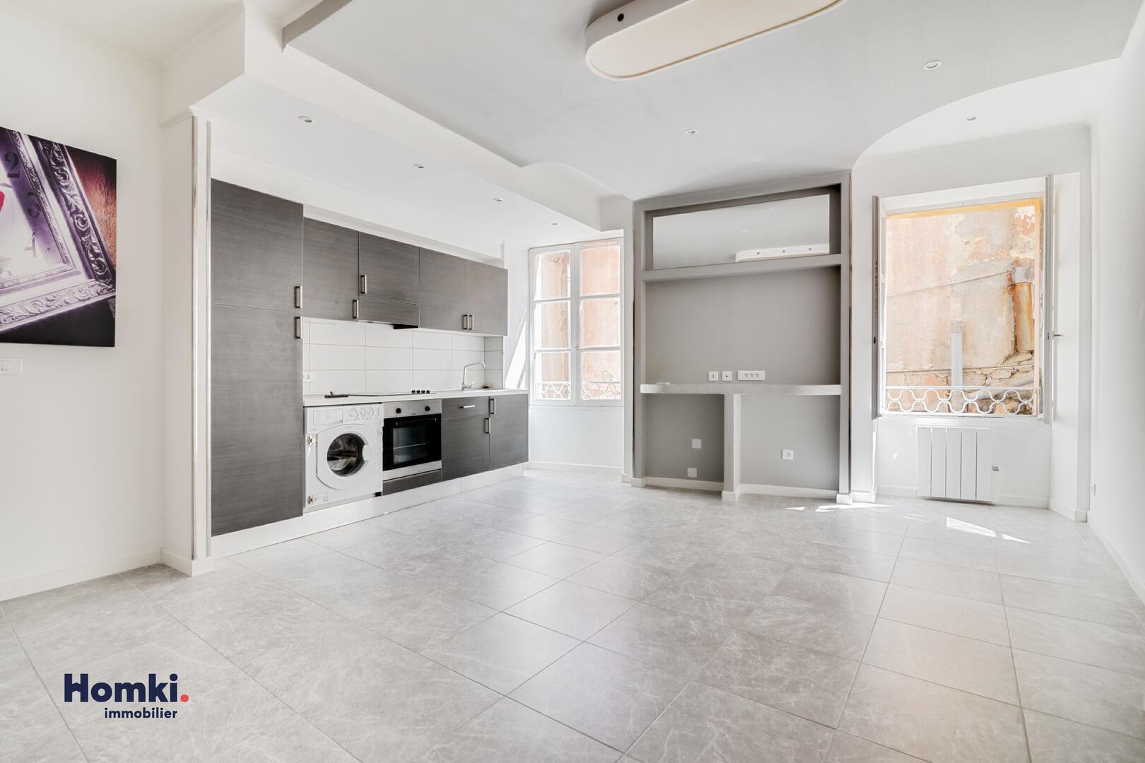 Vente appartement Menton T2 06500 Côte d'Azur French Riviera Investissement_2