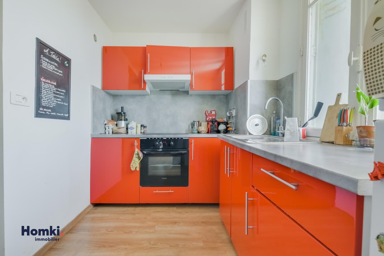 Vente appartement Marseille T3 13006 Castellane Prado_5
