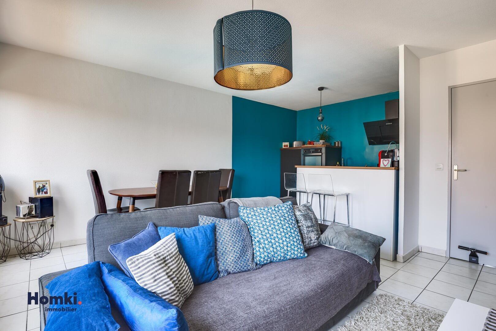 Vente Appartement 57m² T3 69008_2