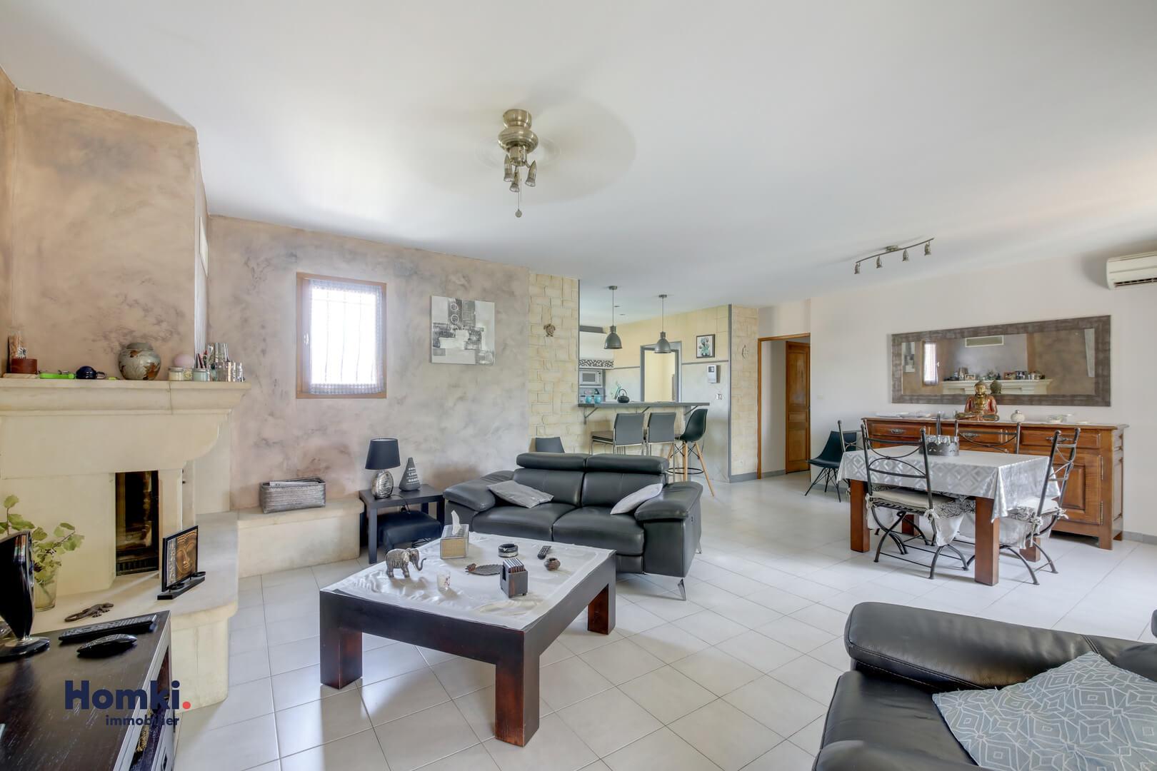 Vente maison villa Marseille Olives 13014 T6_2