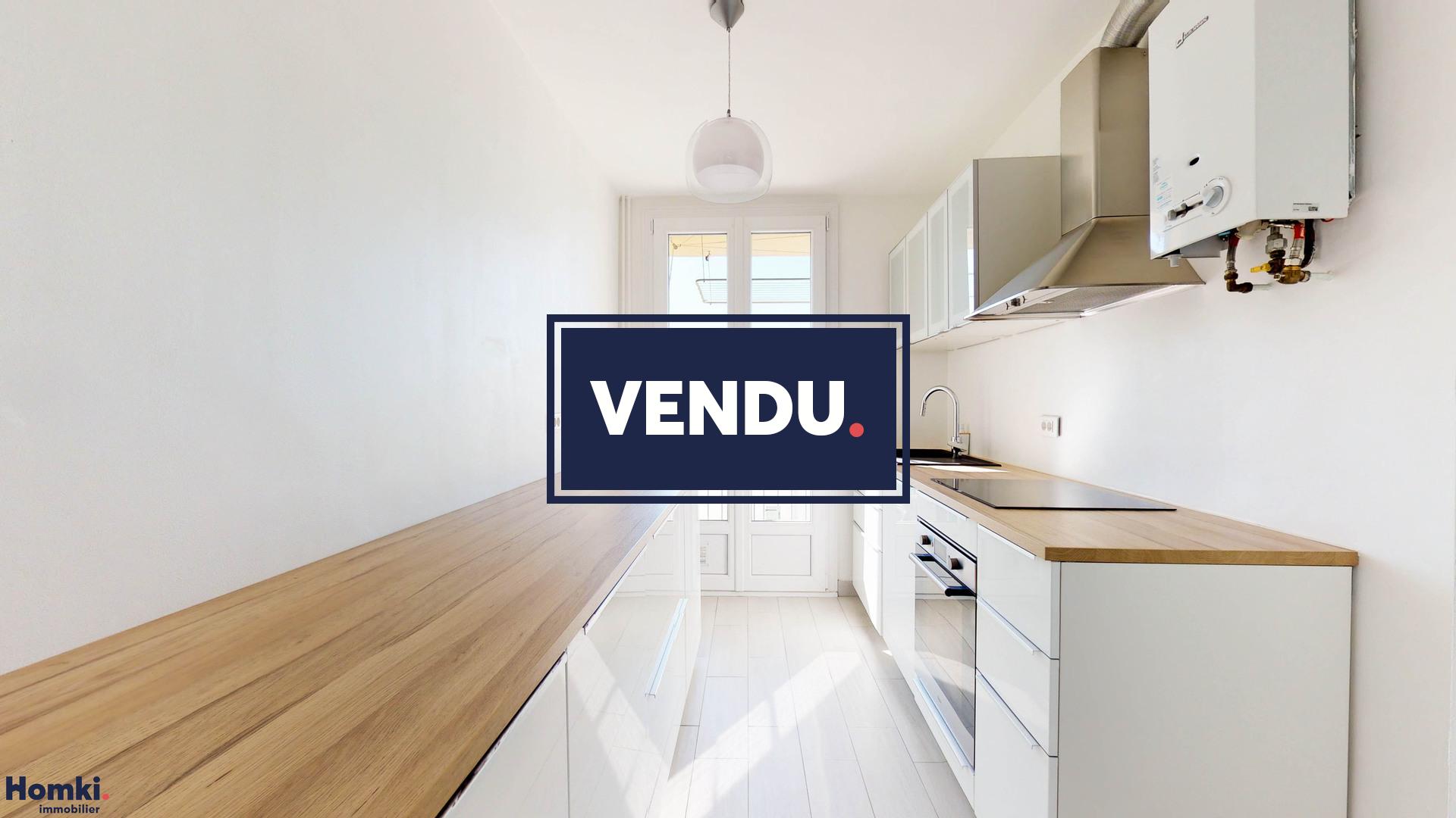 Vente Appartement 58 m² T3 13012_1