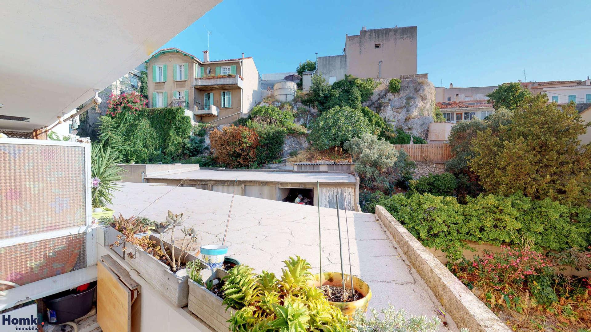 Vente Appartement 61 M² T3 13007_9