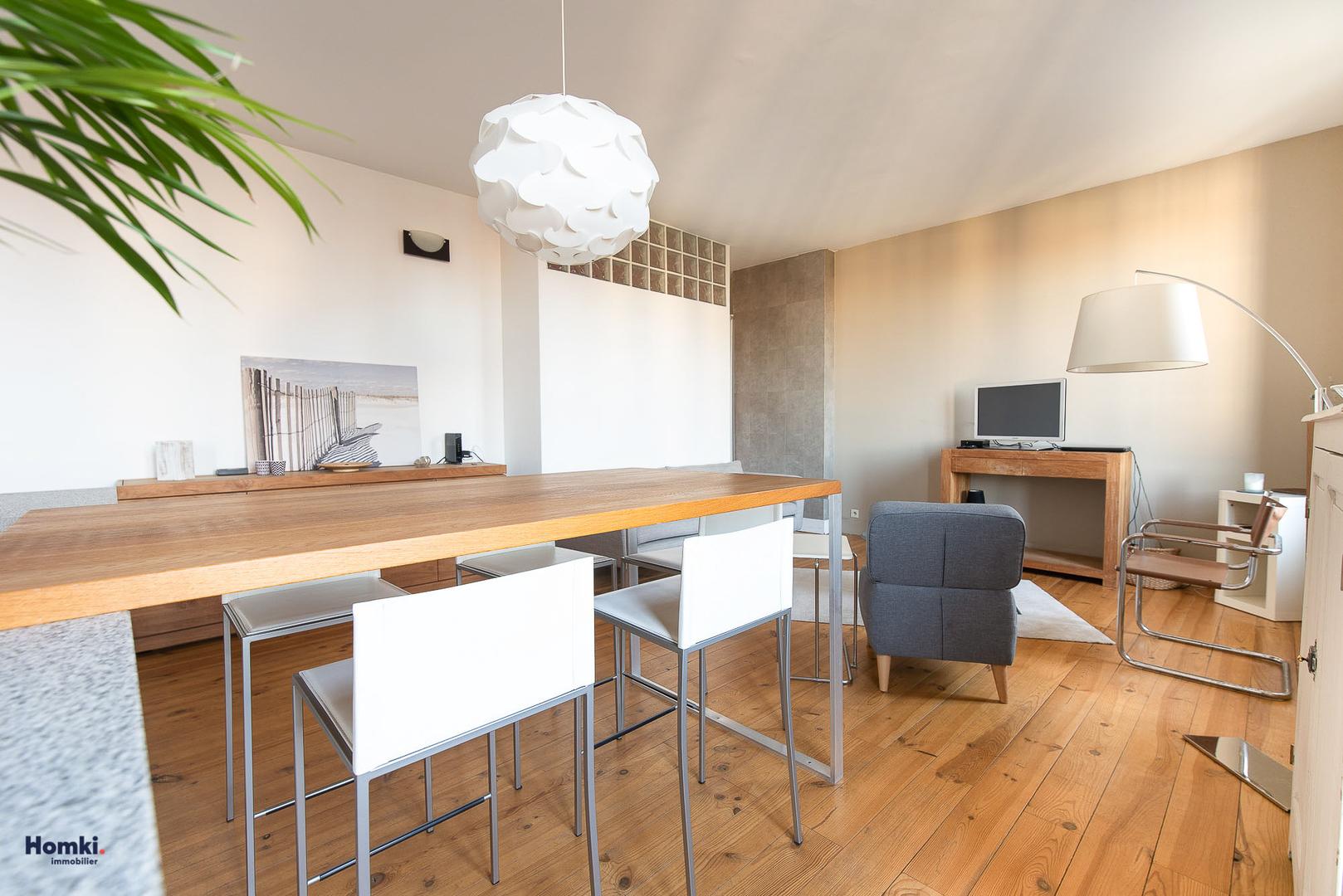 Vente Appartement 57m² T2 69007_3