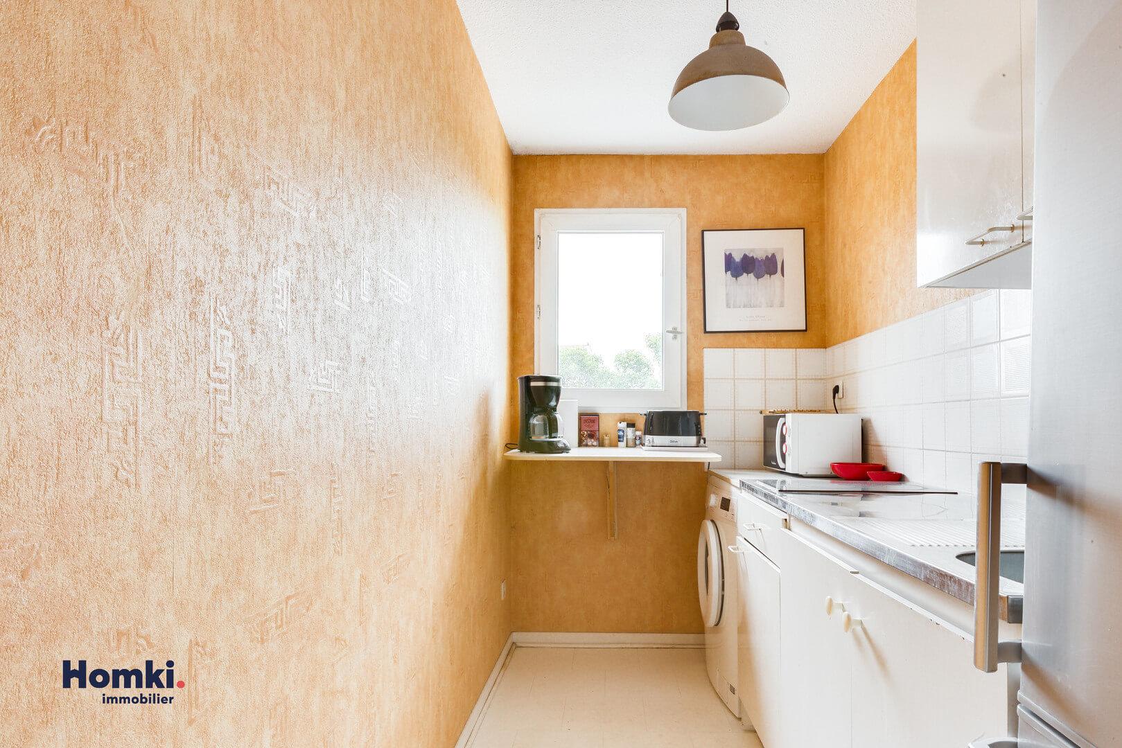 Vente Appartement 39m² T2 33000_5
