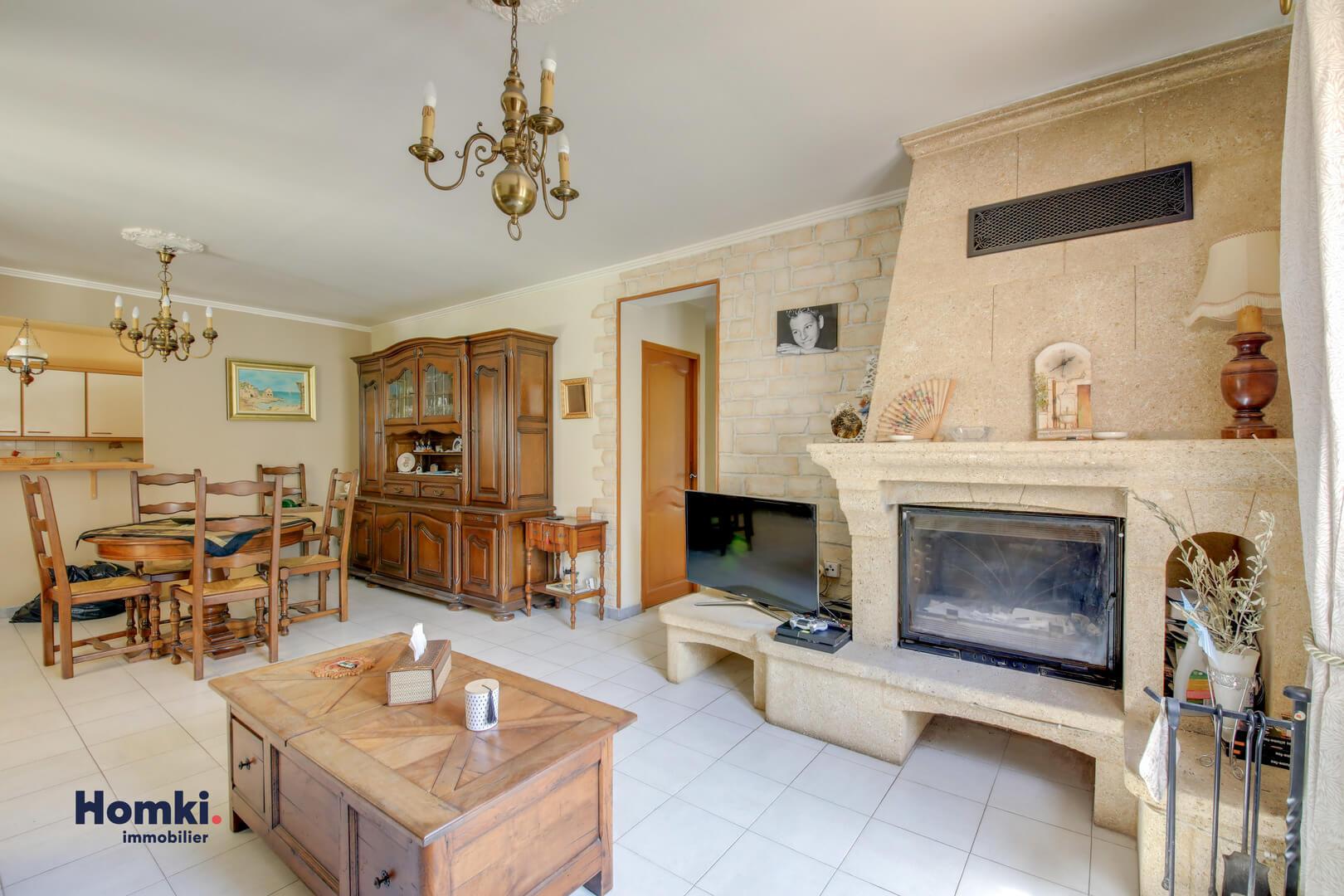Vente maison villa Marseille Olives 13014 T6_9