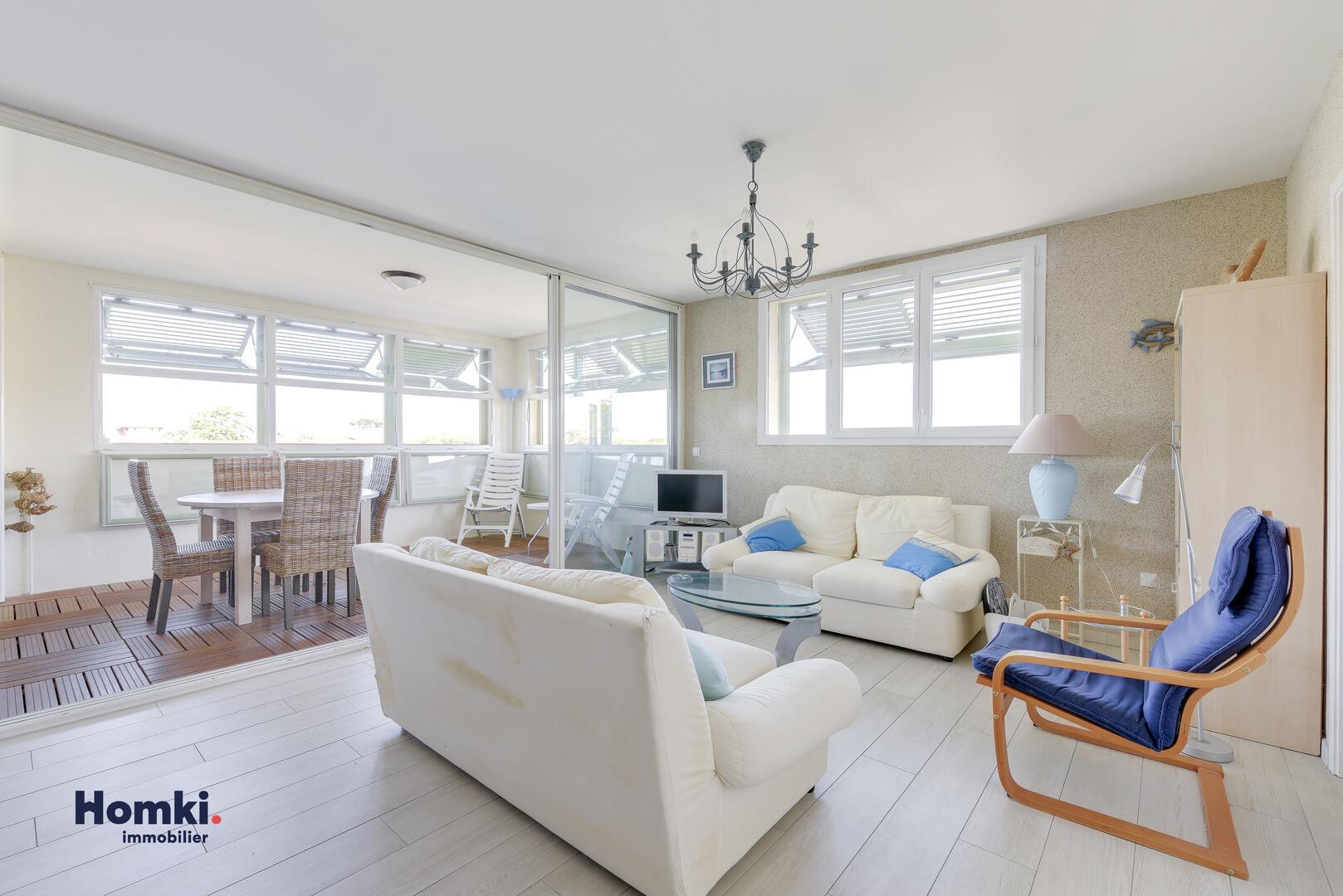 Vente Appartement 84m² T3 34300_1
