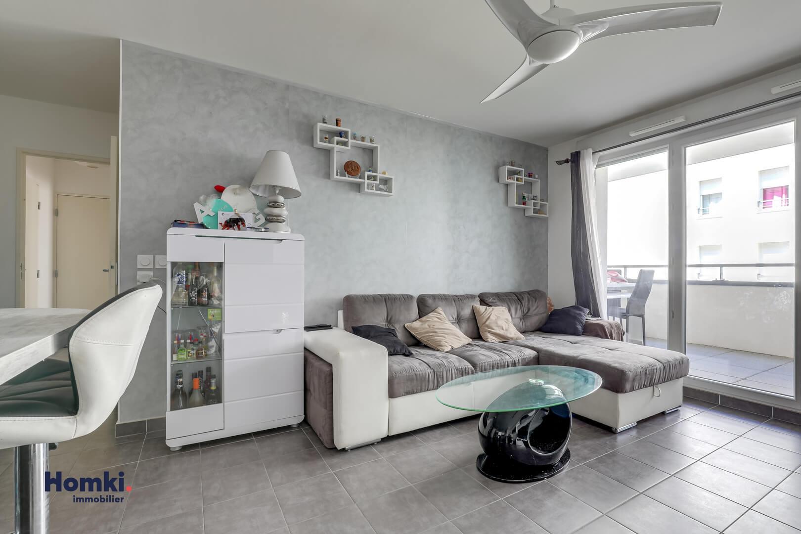 Vente Appartement 57m² T3 69200_3