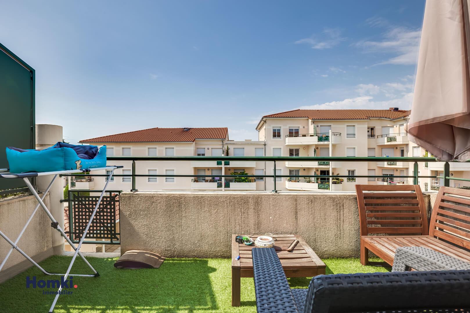 Vente Appartement 57m² T3 69008_10