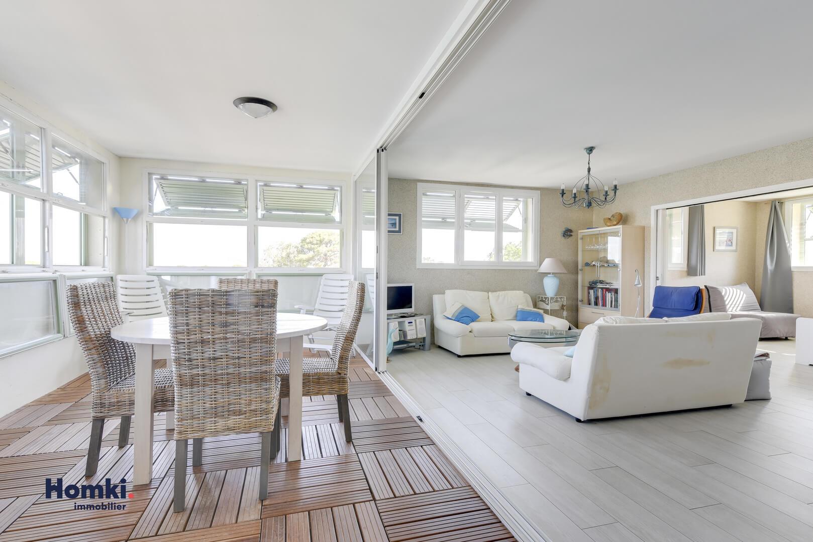 Vente Appartement 84m² T3 34300_3