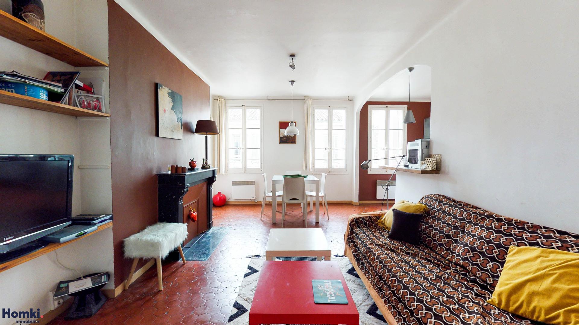 Vente Appartement 52 m² T2 13002_2
