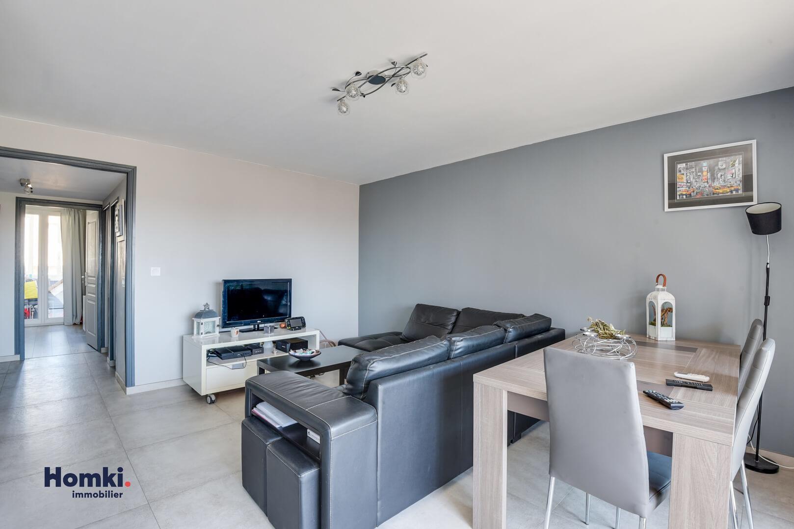 Vente Appartement 72 m² T3 13014 Marseille_3