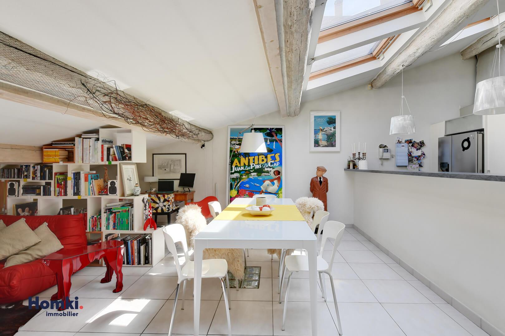 Vente appartement duplex Antibes 06600 T4 90m²_1