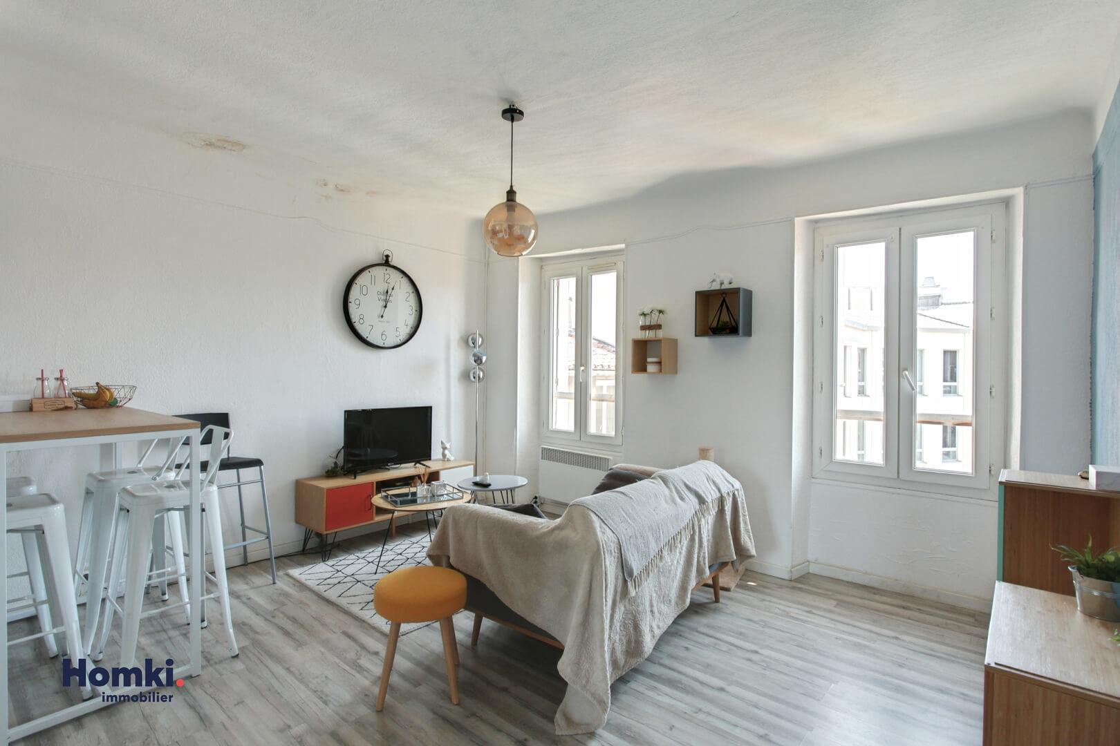 Vente Appartement 33 m² T2 13006_5