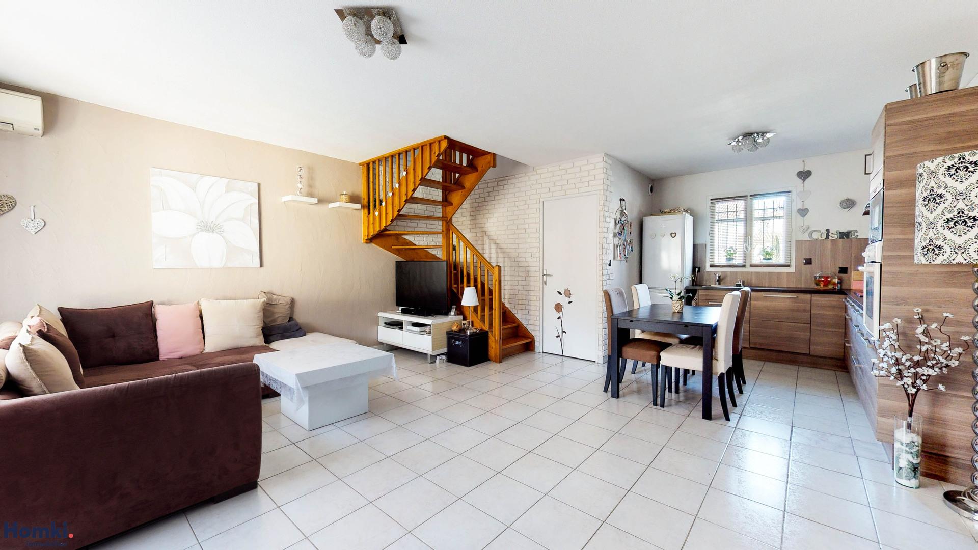 Vente Maison 80 m² T4 13127_4