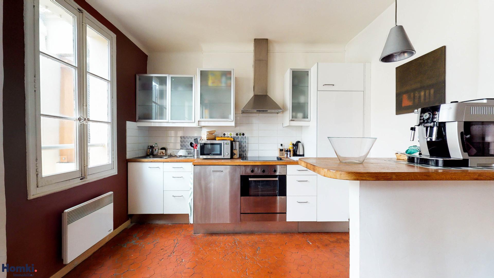 Vente Appartement 52 m² T2 13002_4