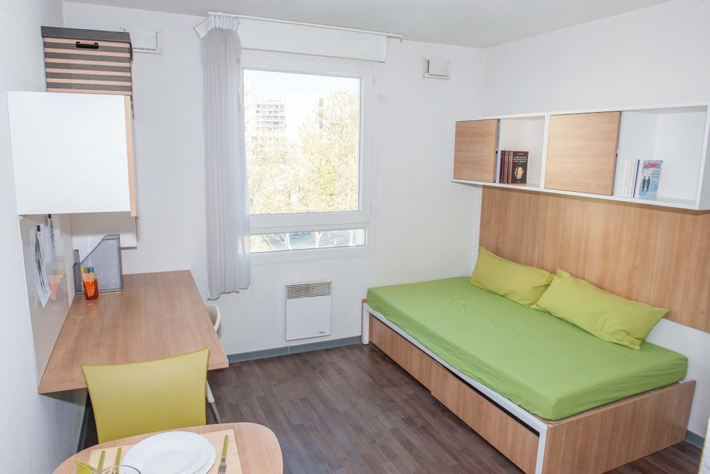 Vente Appartement 19m² T1 13010_1