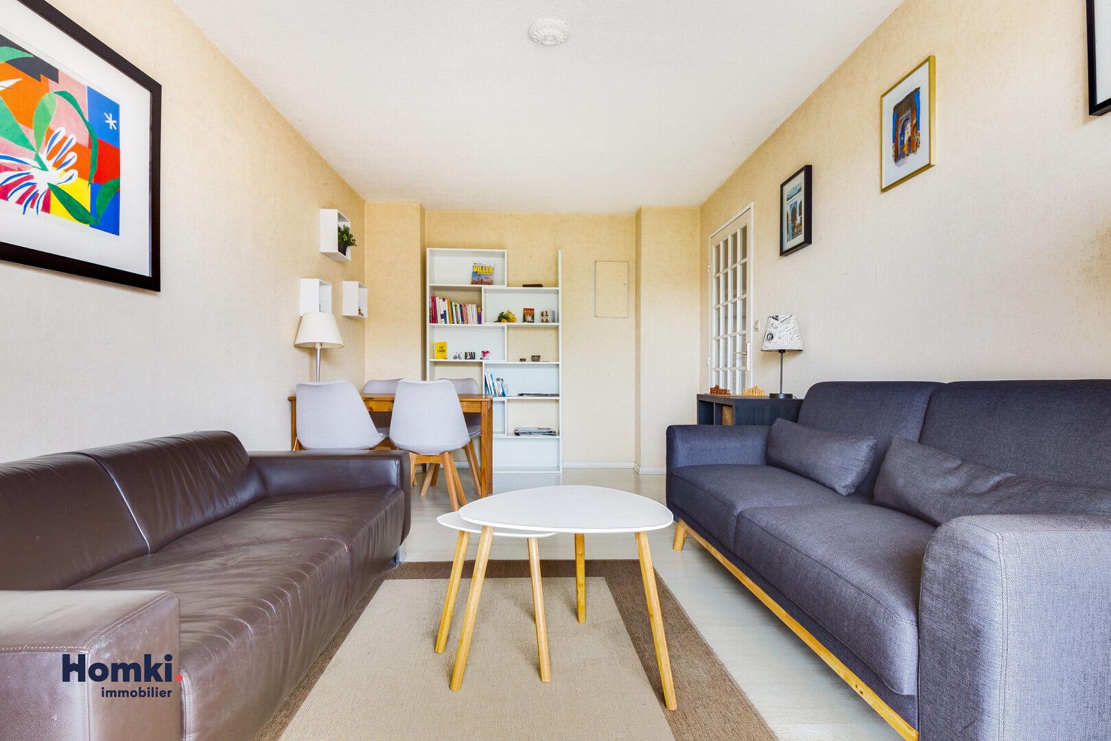 Vente Appartement 39m² T2 33000_4