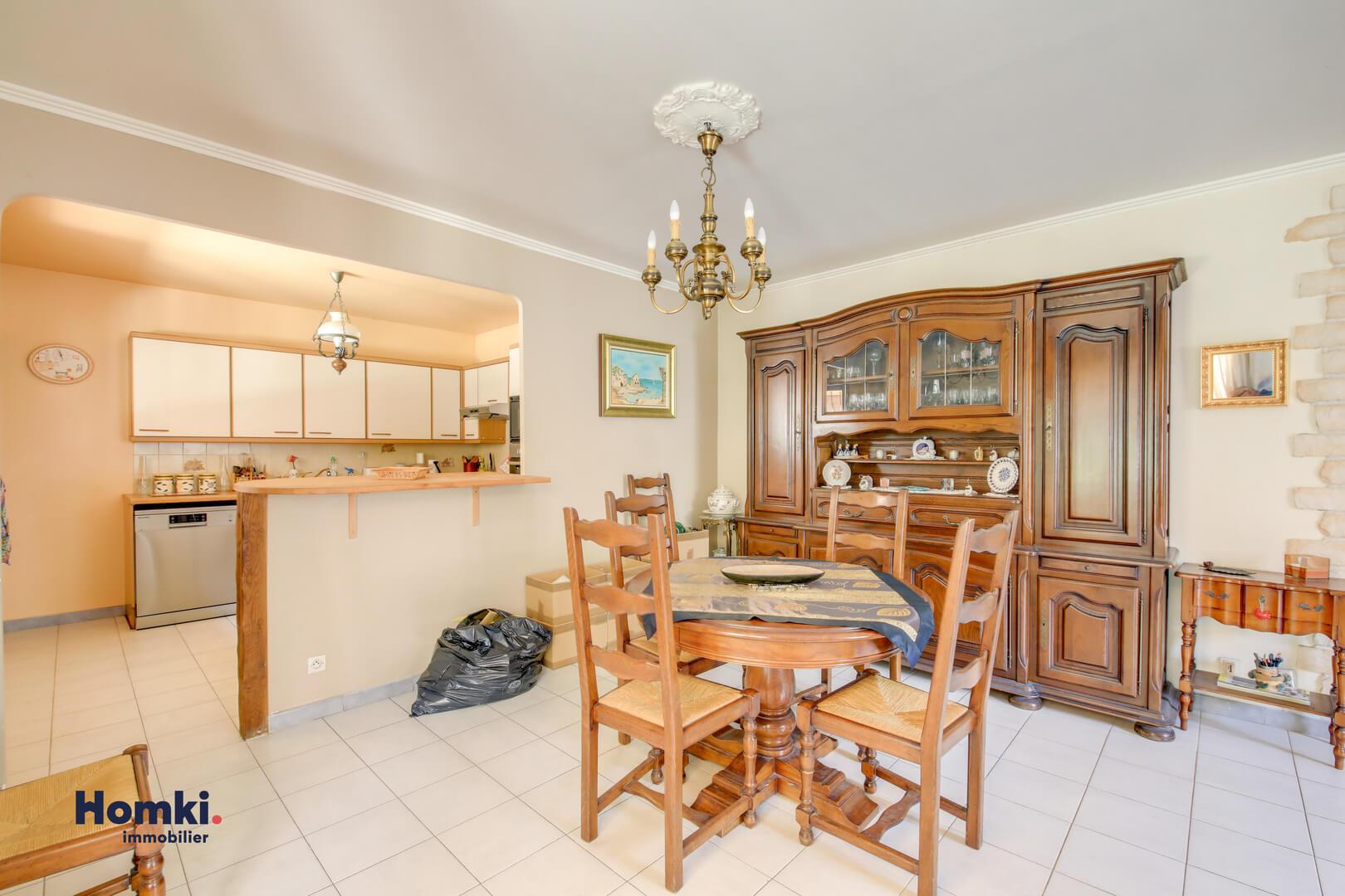 Vente maison villa Marseille Olives 13014 T6_7