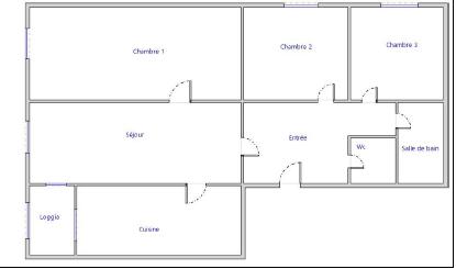 Vente appartement 75m² T4 69800_ 13