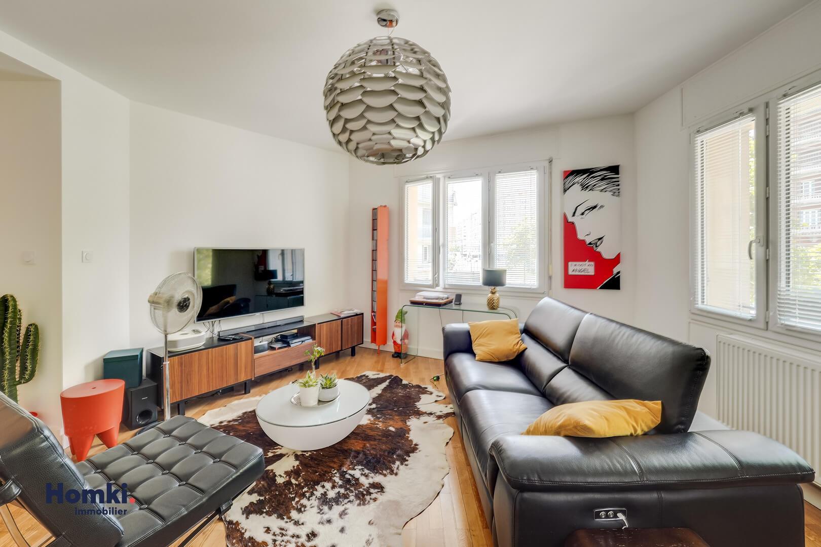 Vente Appartement 92m² T3 38000_4