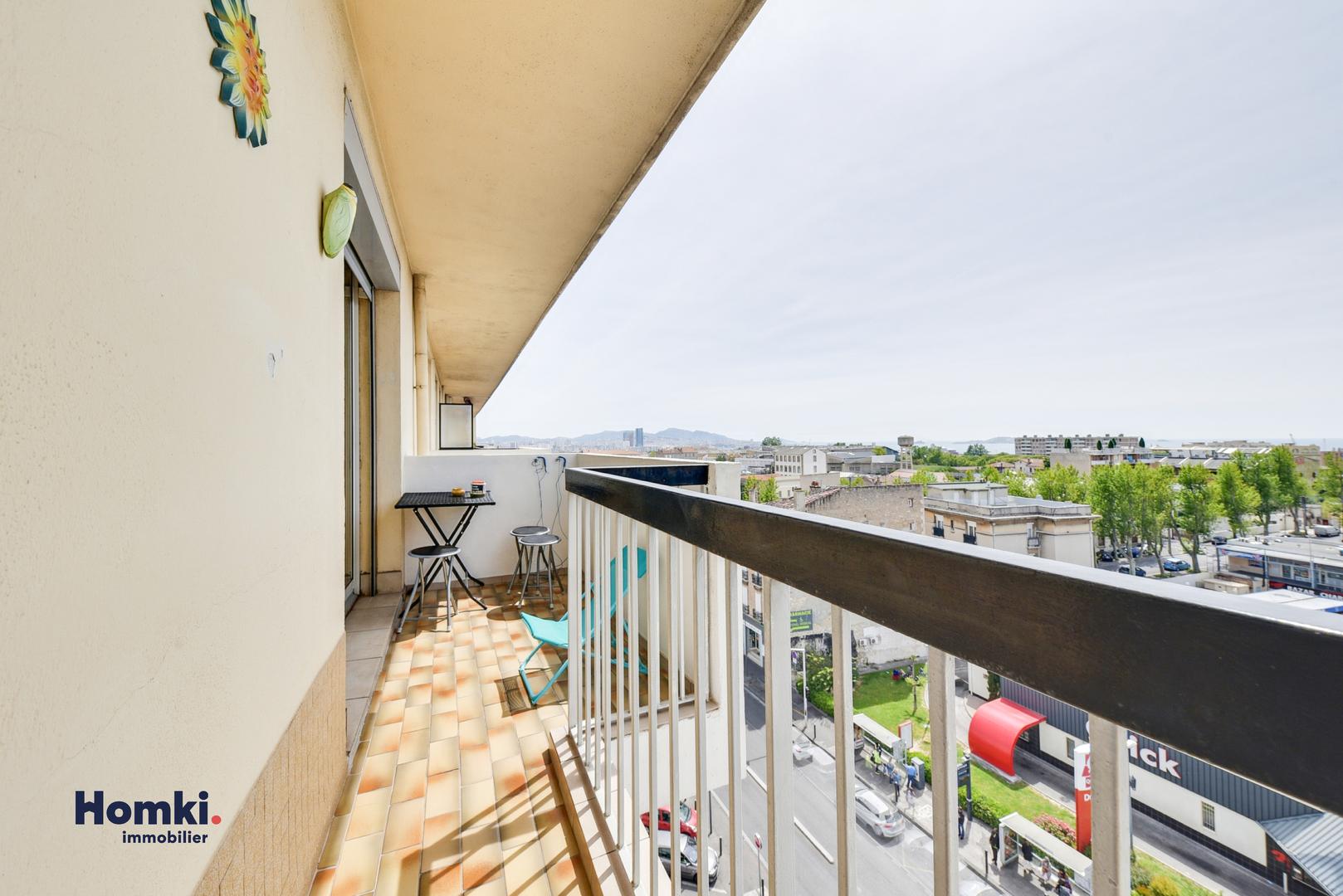 Vente Appartement 80m² T4 13015_1