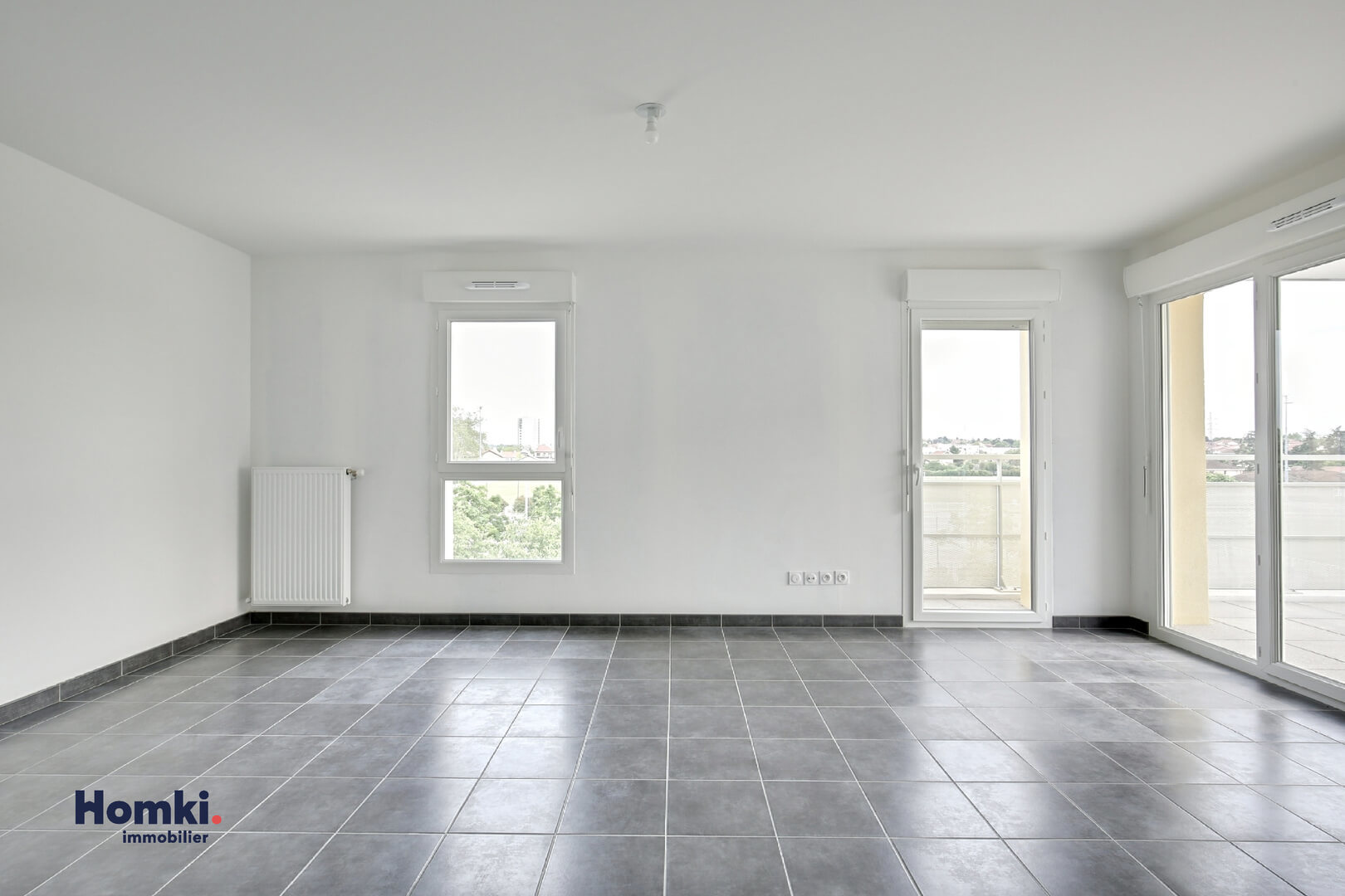 Vente Appartement 64m² T3 69200_2