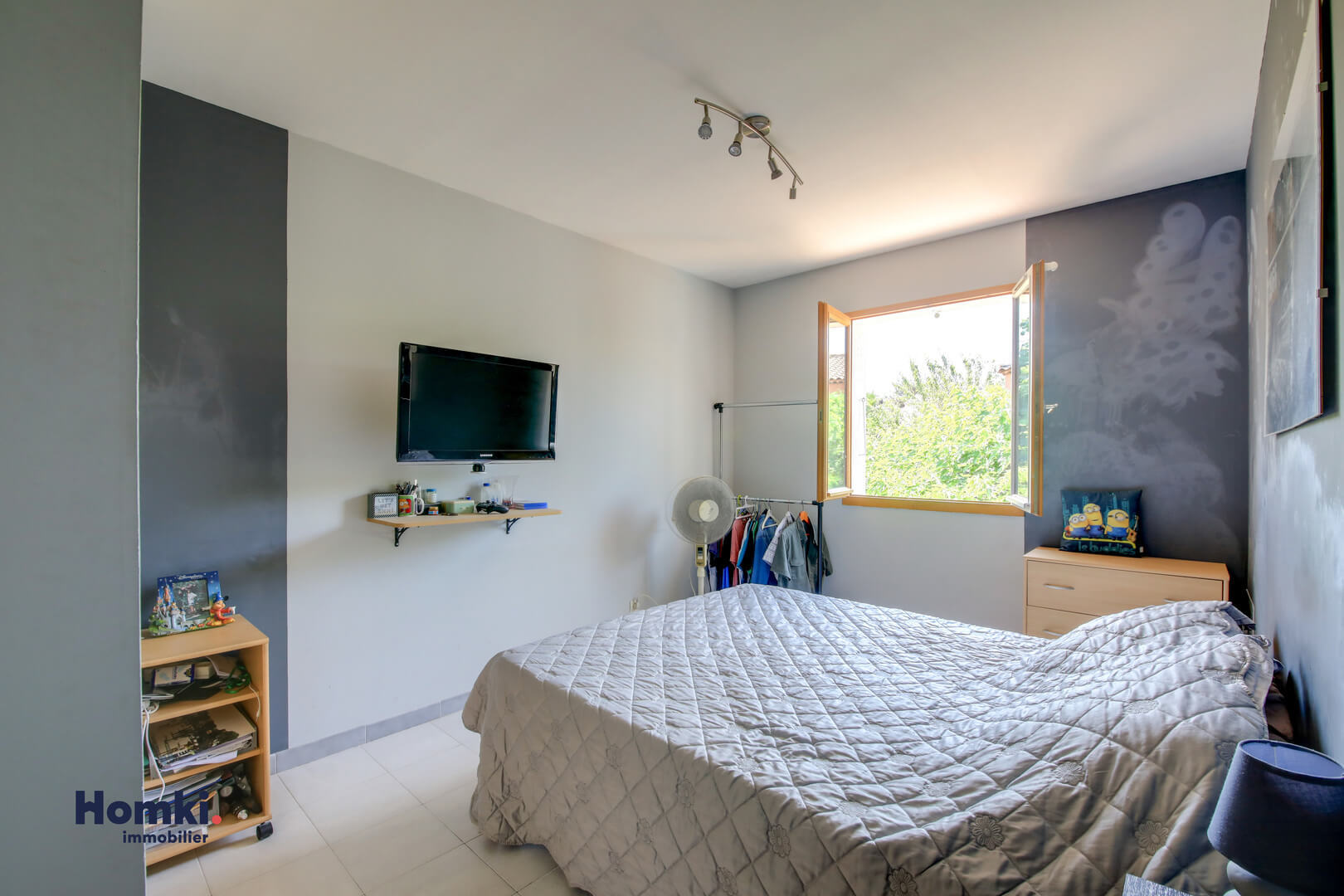 Vente maison villa Marseille Olives 13014 T6_6