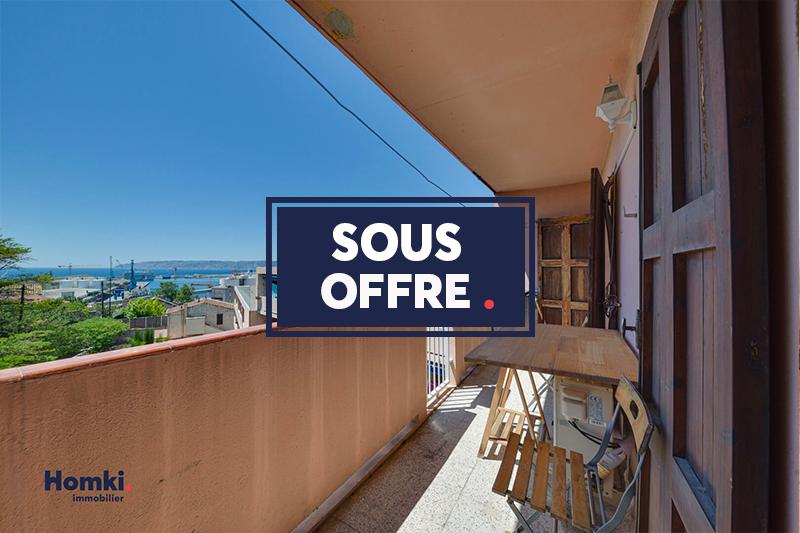 Vente Appartement 54 m² T3 13015_1