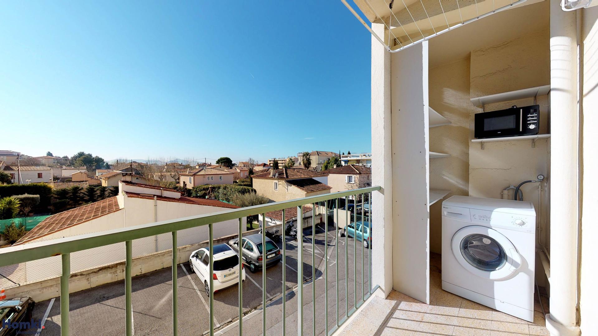 Vente Appartement 58 m² T3 13012_8