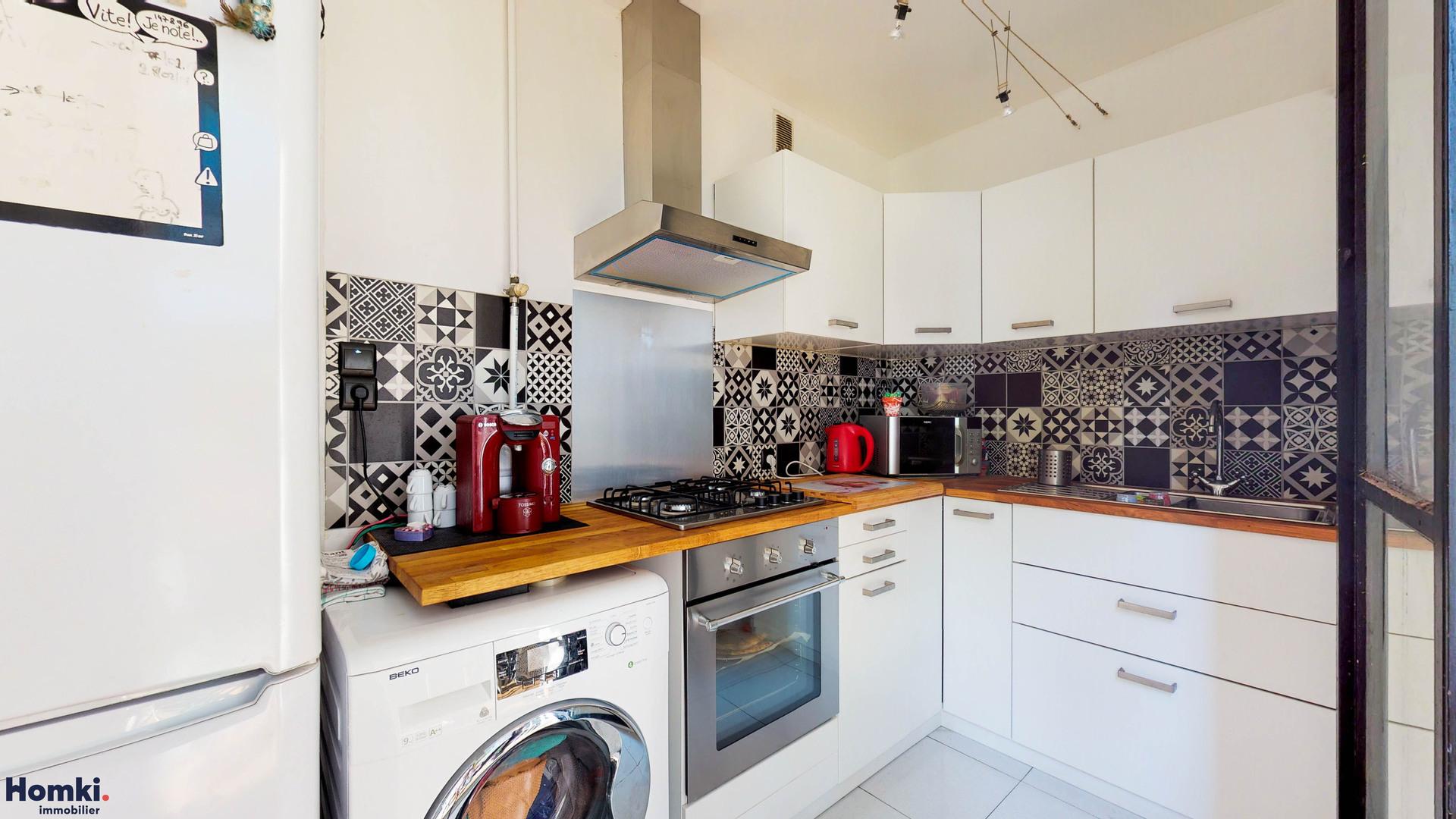 Vente Appartement 58m² T3 13013_3