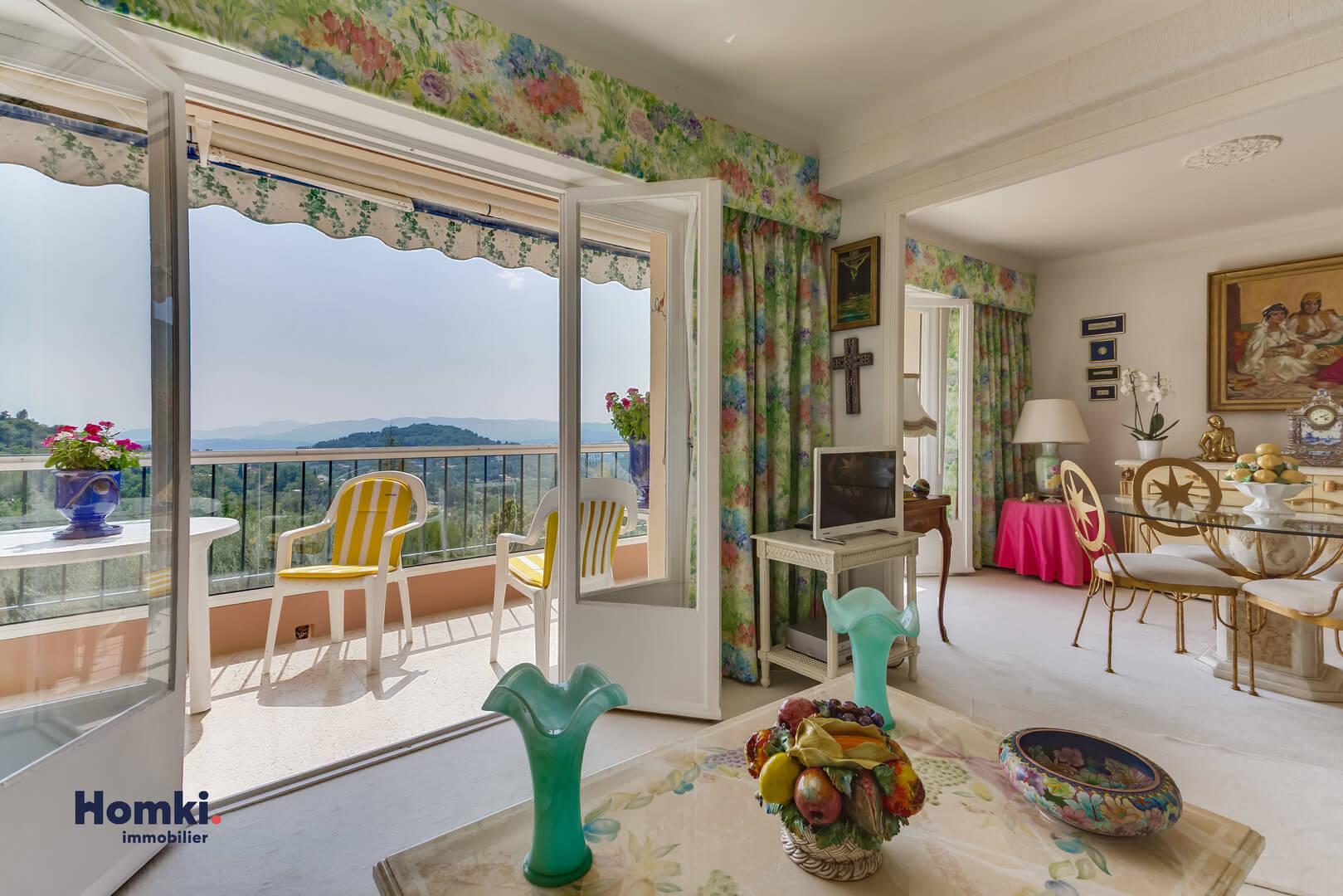 Vente appartement Grasse T3 06520 French Riviera_2