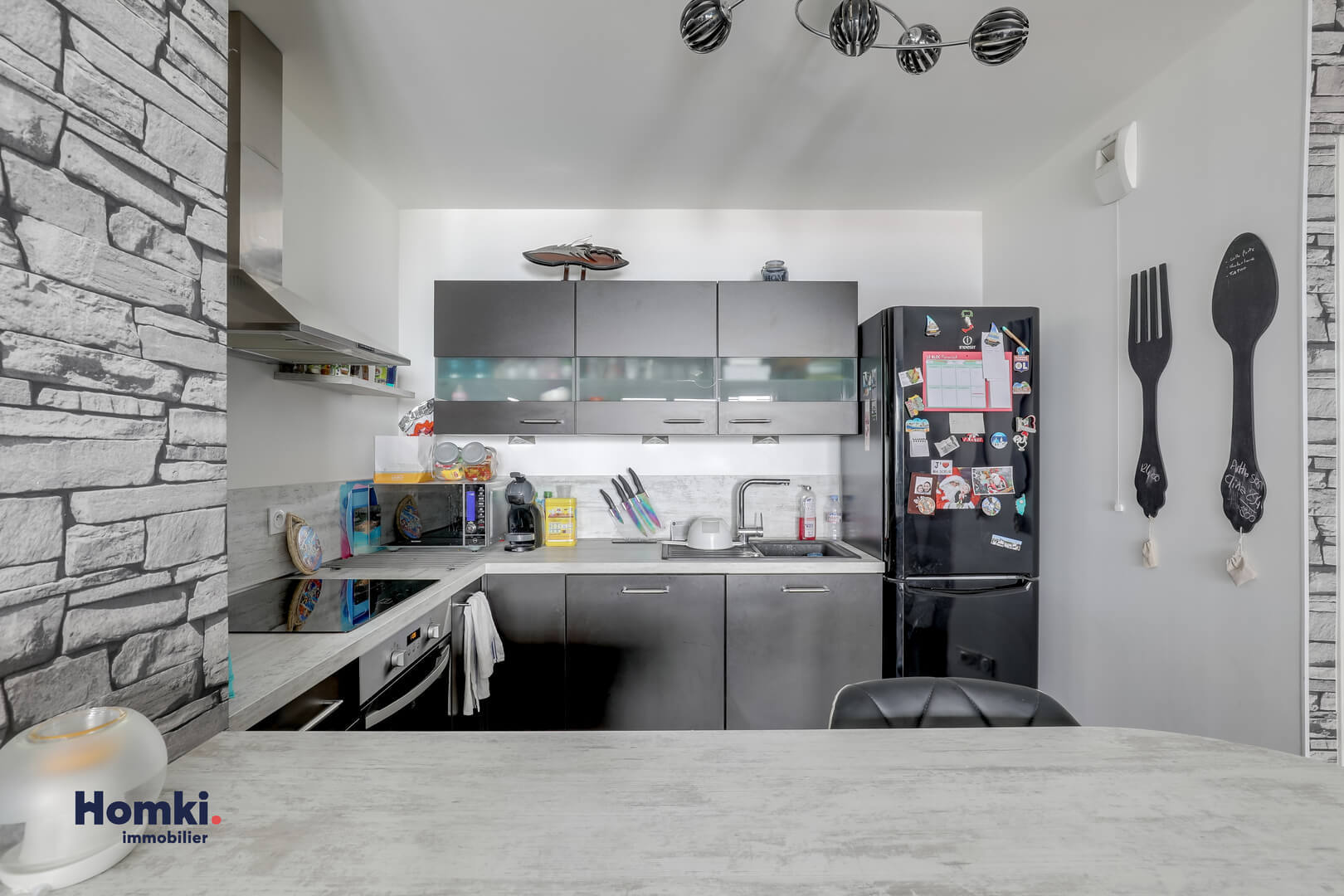 Vente Appartement 57m² T3 69200_6