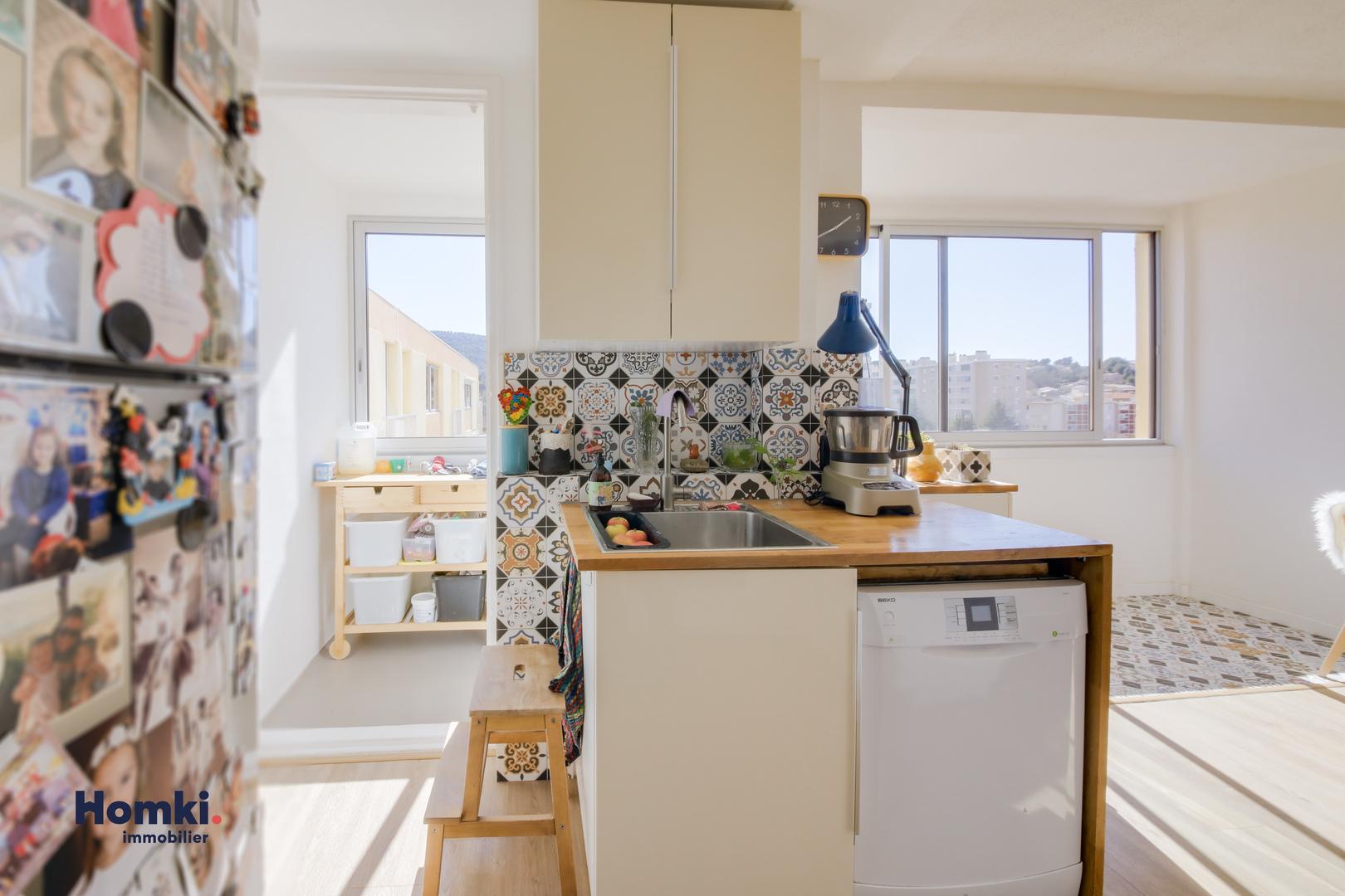 Vente Appartement 80 m² T4 13400_5