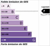 Vente Maison 70 m² T3 13290 Aix en Provence_ges