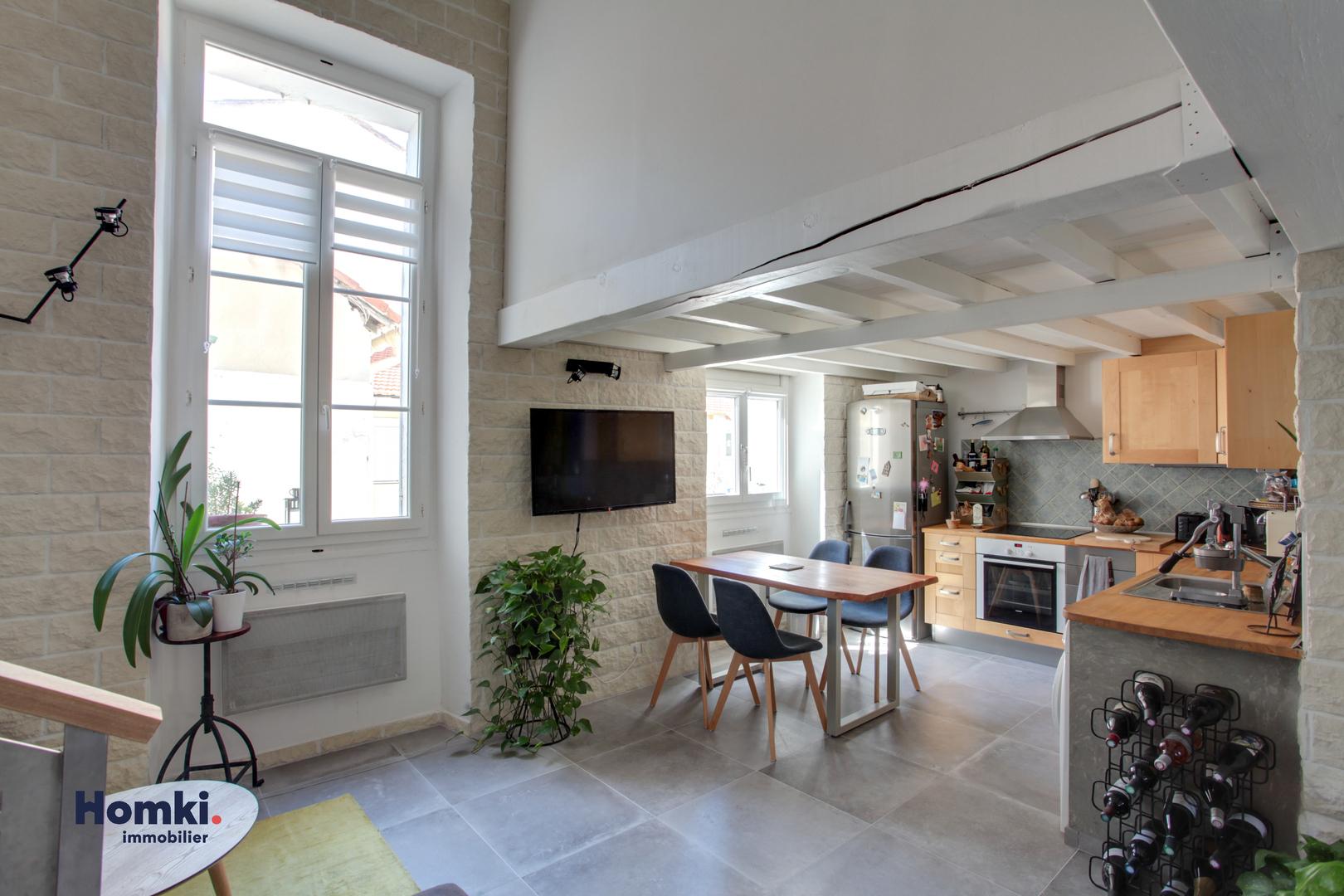 Vente Appartement Marseille Endoume 13007 T3_2