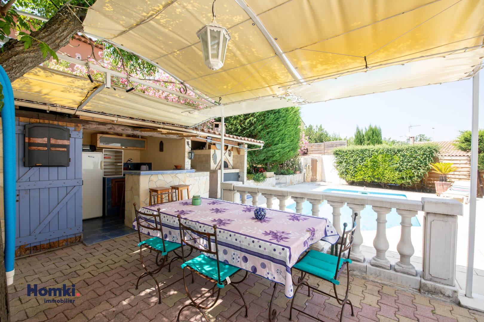 Vente maison villa Marseille Olives 13014 T6_12