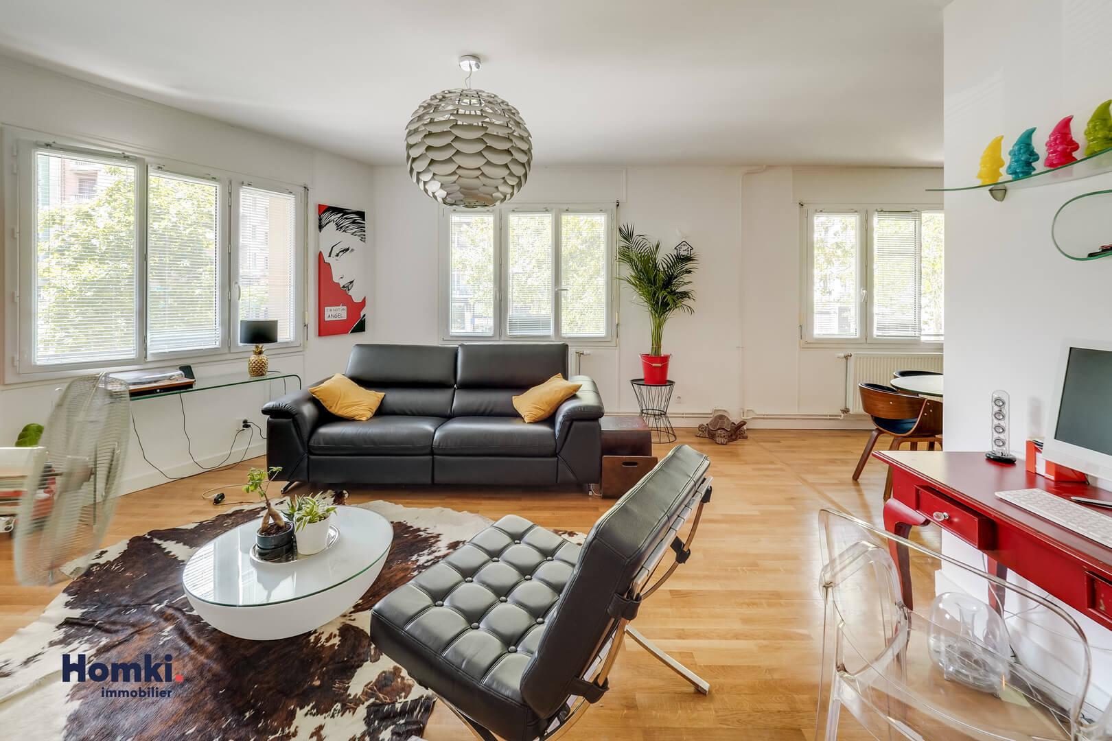 Vente Appartement 92m² T3 38000_2