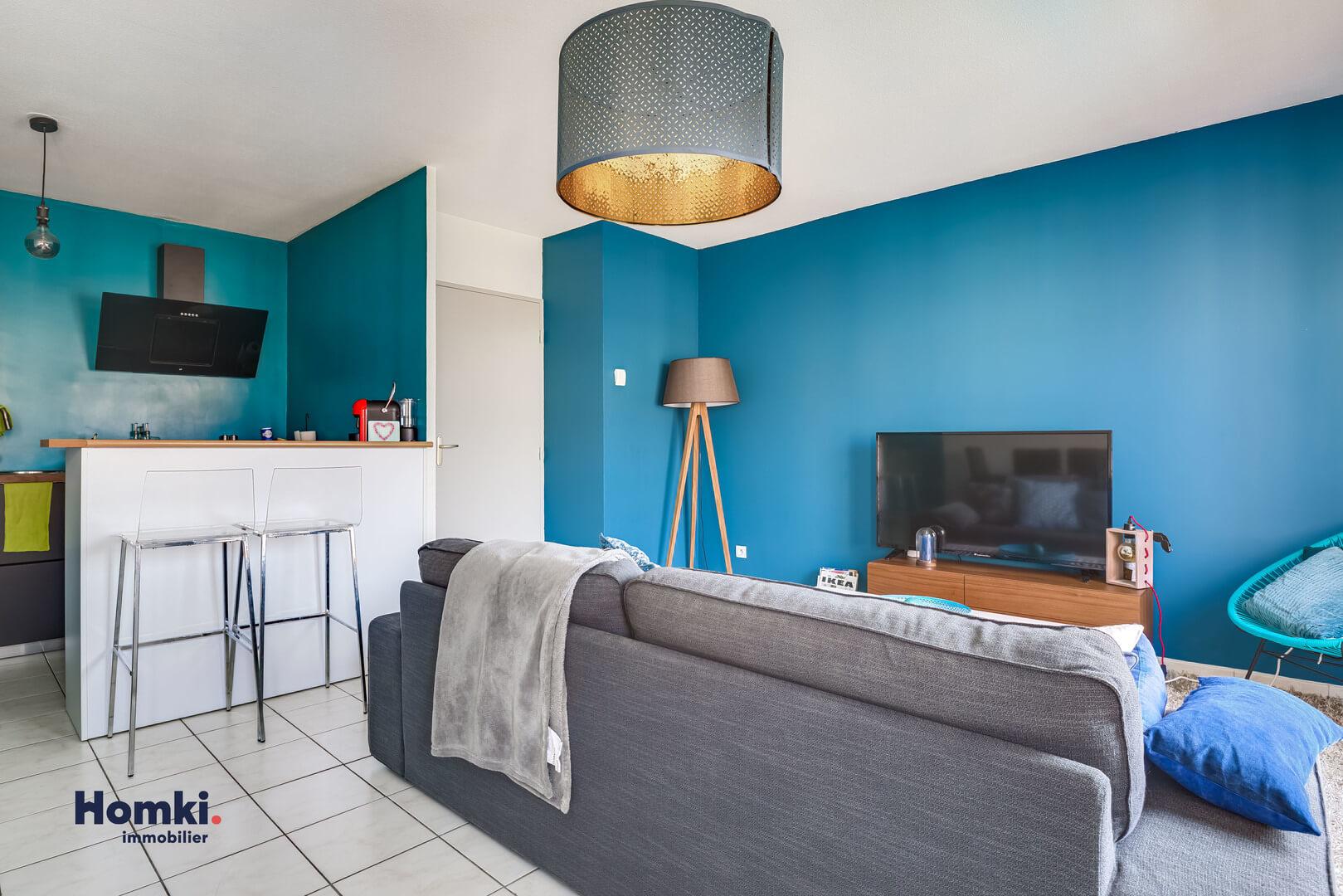 Vente Appartement 57m² T3 69008_3