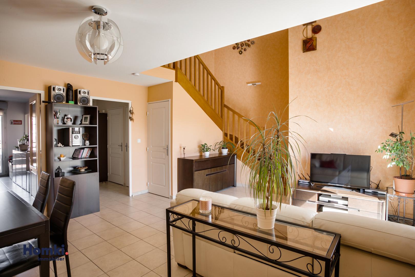 Vente appartement 104m² T5 69480_2