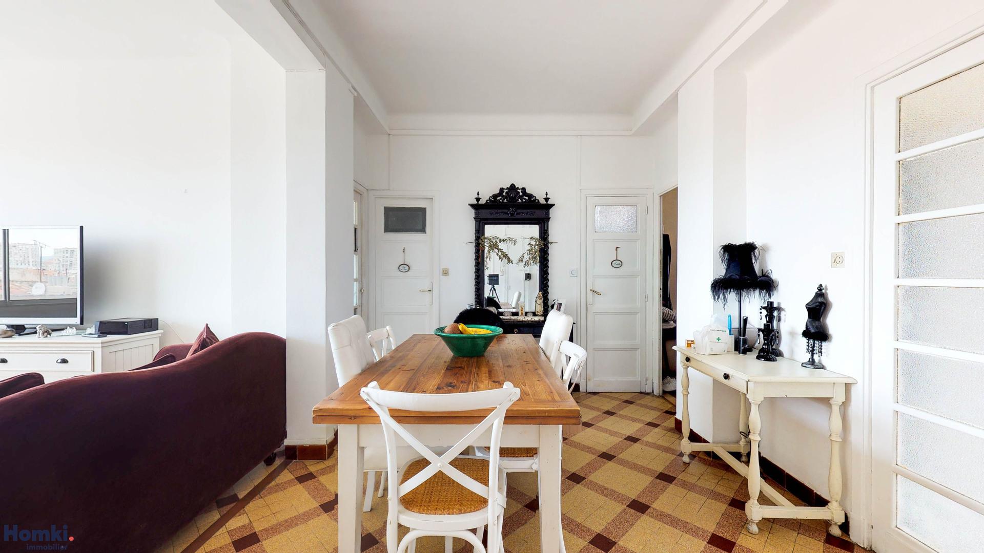 Vente Appartement 76 m² T3 13007_5